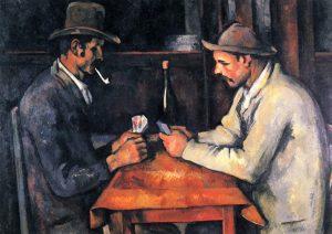 The Card Players – Cézanne