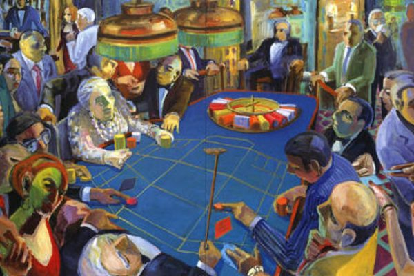 The Most Famous Paintings About Gambling