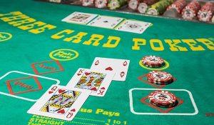 Three Card Poker: